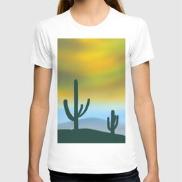Desert Night T-shirt