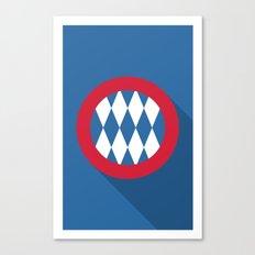 BMFC Canvas Print