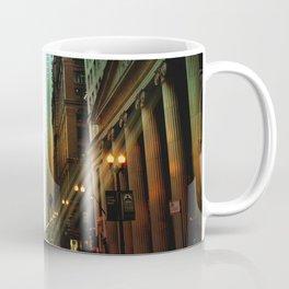 Leaving the Board Coffee Mug