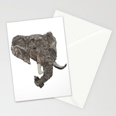 Street Elephant Stationery Cards