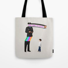 Kids. Don't Do Drugs Tote Bag