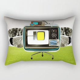 the truth is dead · the flying circus Rectangular Pillow