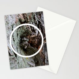 gnarl ~ nature photo manipulation Stationery Cards
