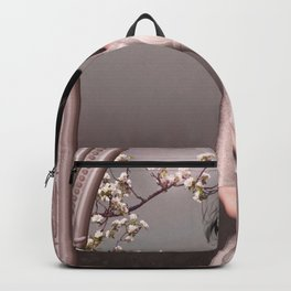 Beautiful Snow White and the apple Backpack