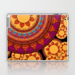 Ethnic Indian Mandala Laptop & iPad Skin
