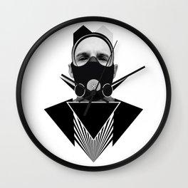 Dark Homonyms X Wall Clock