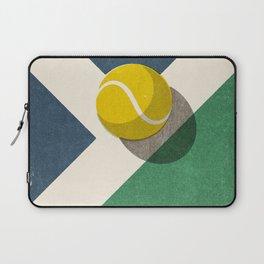 BALLS / Tennis (Hard Court) Laptop Sleeve