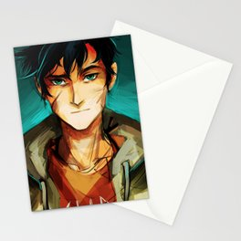 the son of neptune Stationery Cards