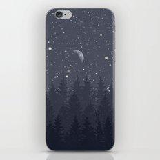 Night Full Star iPhone & iPod Skin