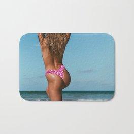 Free the Nipple | Pink Bath Mat