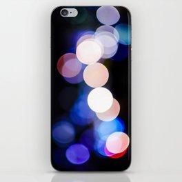 bokeh 2 iPhone Skin