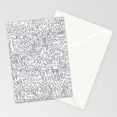 Neighborhood II Stationery Cards