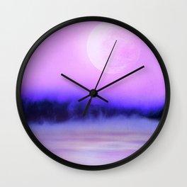 Futuristic Visions 02 Wall Clock