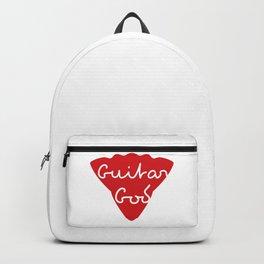 Guitar God Backpack