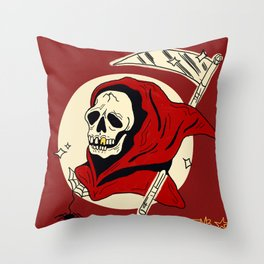 This is so I can buy it and give it to Luke Throw Pillow