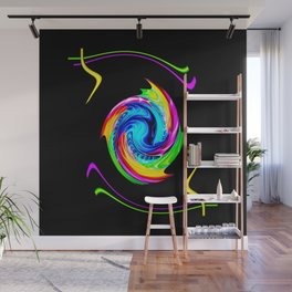Abstract perfection -100 Wall Mural