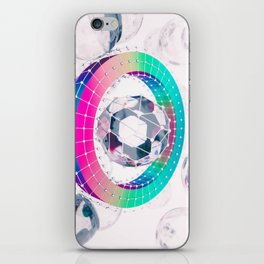 Spectral Boundary iPhone Skin