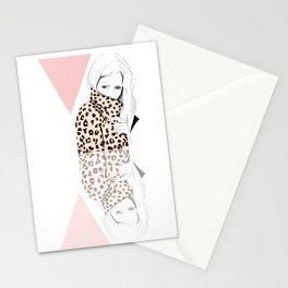 FUR FUREUR Stationery Cards