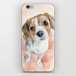 Dog#36 iPhone Skin