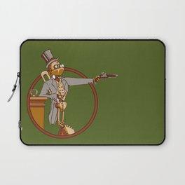 The Windup Duelist Laptop Sleeve