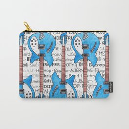 Music for the Soul & Spirit - Blue Series Carry-All Pouch