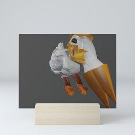 Cyber Duck Mini Art Print