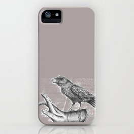 She is free now... iPhone Case