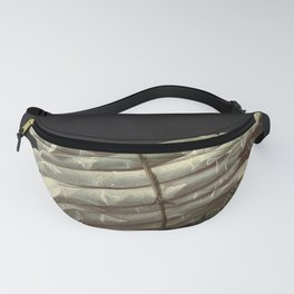 Adriaen Coorte - Asparagus and red currants on a stone ledge Fanny Pack