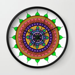 YouStyleGuate1 Wall Clock