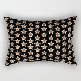 Pattern with stars 1 Rectangular Pillow
