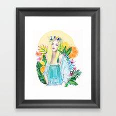 Anna Selezneva Framed Art Print