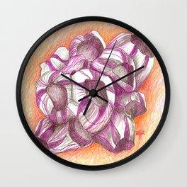 crustaceo, crustaceous Wall Clock