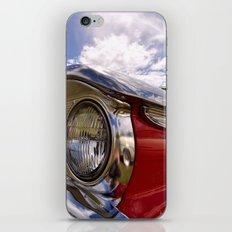 Classic 50's American Car iPhone & iPod Skin