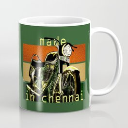 Royal Enfield - Made in Chennai Coffee Mug