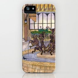 Early Morning at the Eolian iPhone Case