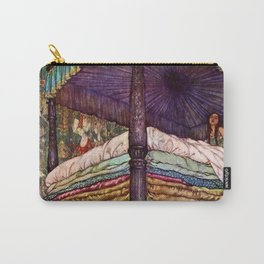 """""""The Real Princess"""" by Edmund Dulac Carry-All Pouch"""