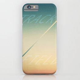 Track / Field iPhone Case