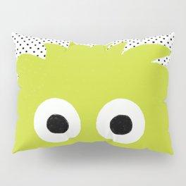 Green Monster Pillow Sham