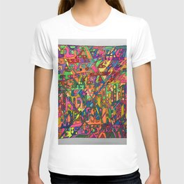 A Lecture in Color T-shirt