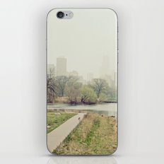 Chicago Fog iPhone & iPod Skin
