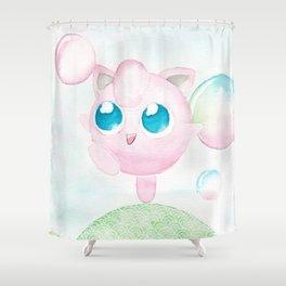 Fairy type Shower Curtain