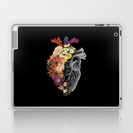 Flower Heart Spring Laptop & iPad Skin