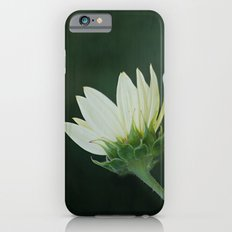 White Flower Slim Case iPhone 6s