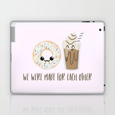 Perfect match Laptop & iPad Skin