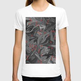 Oil Spill & Cherry Blood T-shirt
