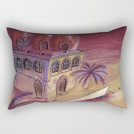 San Cataldo Church - Kid design Rectangular Pillow