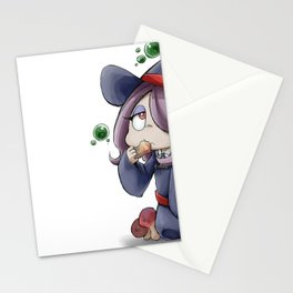 Little Witch Academia  Stationery Cards