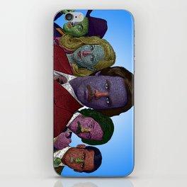 Anchorman iPhone Skin