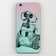 IRobot-e iPhone & iPod Skin