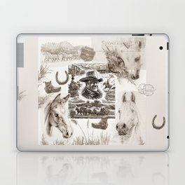 Country Western Laptop & iPad Skin